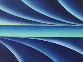Anno: 2012 Tecnica: olio su tela Dimensione: 70x40 cm