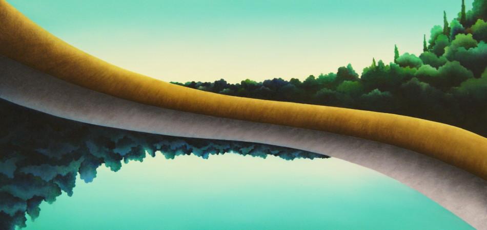 Anno: 2012 Tecnica: olio su tela Dimensione: 60x30 cm