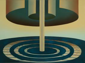Anno: 2005 Tecnica: olio su tela Dimensione: 70x50 cm
