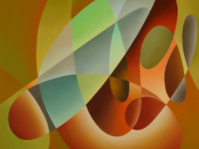Anno: 1999 Tecnica: olio su tela Dimensione: 50x50 cm