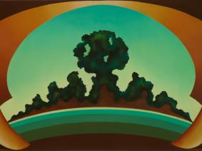 Anno: 2007 Tecnica: olio su tela Dimensione: 100x50 cm