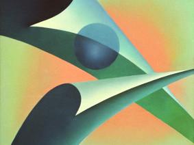 Anno: 1998 Tecnica: olio su tela Dimensione: 50x50 cm