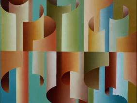 Anno: 2002 Tecnica: olio su tela Dimensione: 50x50 cm