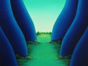 Anno: 2012 Tecnica: olio su tela Dimensione: 40x40 cm