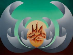 Anno: 2004 Tecnica: olio su tela Dimensione: 70x50 cm