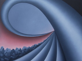 ...SU ALI D'AQUILA, 2014 cm 40 x 40