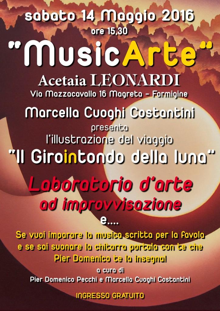 locandina MusicArte